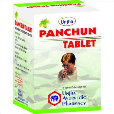 Buy Unjha Panchun Tablet online Switzerland [ CH ]