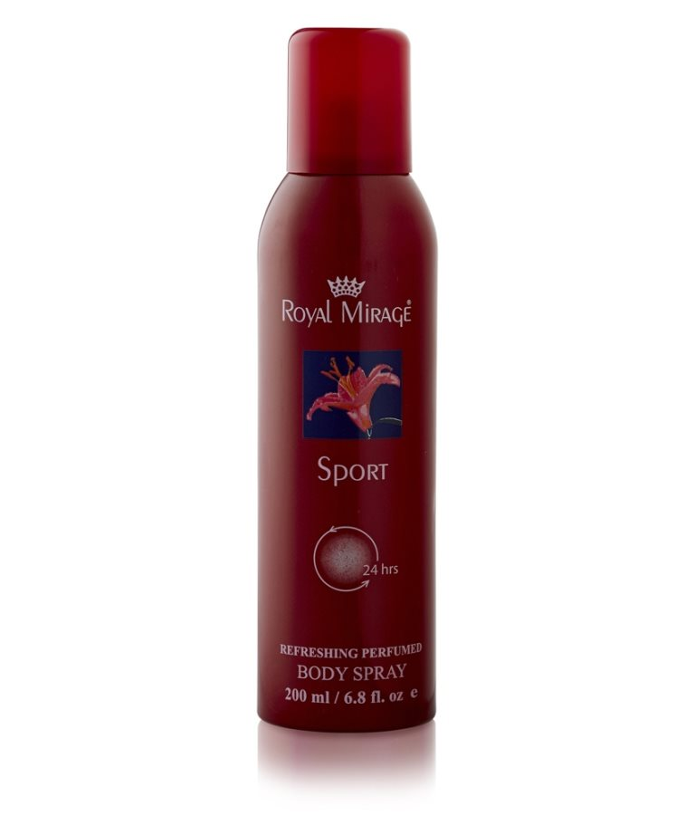 Buy Royal Mirage Sport Deodorant Spray online New Zealand [ NZ ]