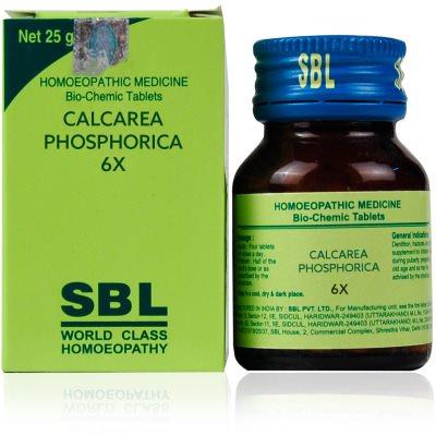 Buy SBL Calcarea Phosphoricum 6X online United States of America [ USA ]