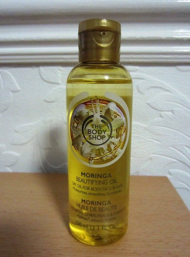 Buy The Body Shop Moringa Beautifyng Oil online Switzerland [ CH ]