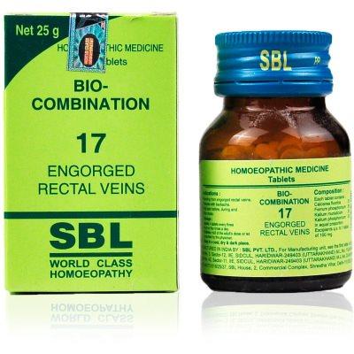 Buy SBL Bio Combination 17 Tablets online Australia [ AU ]