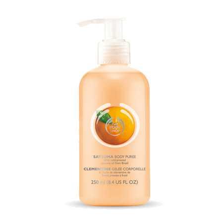 Buy The Body Shop Satsuma Puree Body Lotion online United States of America [ USA ]