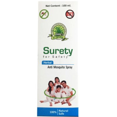 Buy Surety Anti Mosquito Spray online New Zealand [ NZ ]