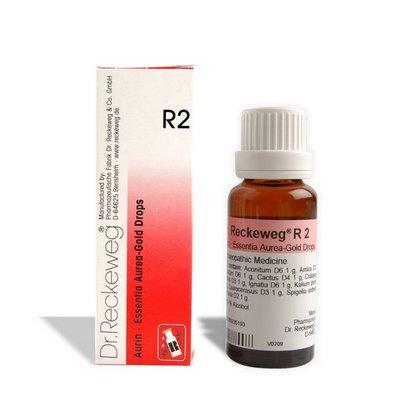 Buy Dr. Reckeweg R2 Heart Efficiency-Gold Drops online Australia [ AU ]