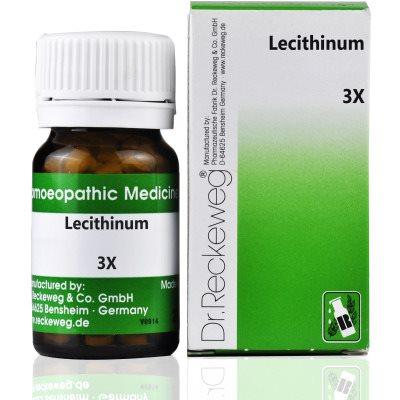 Buy Dr. Reckeweg Lecithinum 3X online Australia [ AU ]