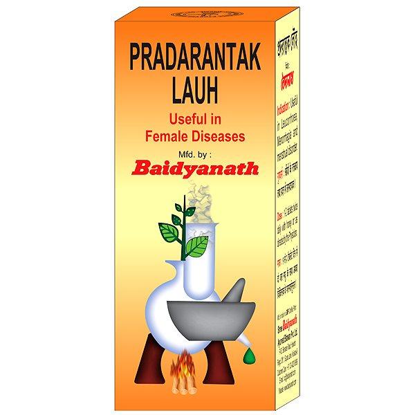 Buy Baidyanath Pradarantak Lauh online United States of America [ USA ]