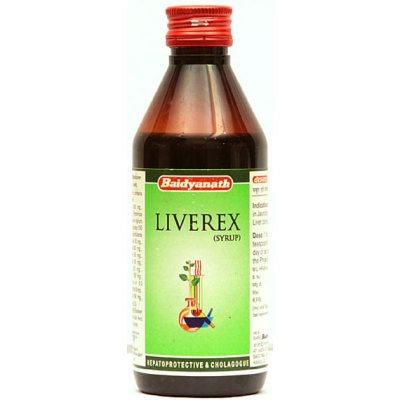 Buy Baidyanath Liverex Syrup online United States of America [ USA ]