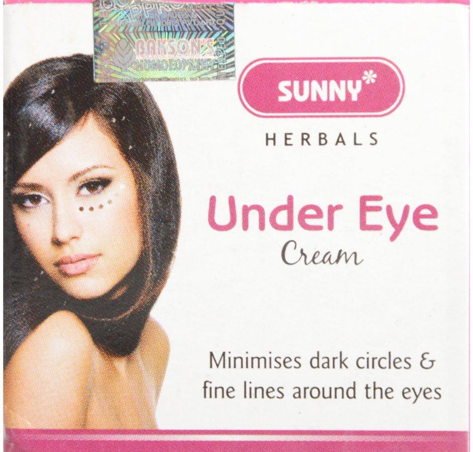 Buy Bakson's Sunny Herbals Under Eye Cream online United States of America [ USA ]