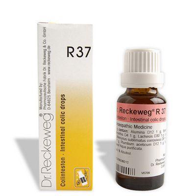 Buy Dr. Reckeweg R37 (Intestinal Colic Drops) online Australia [ AU ]