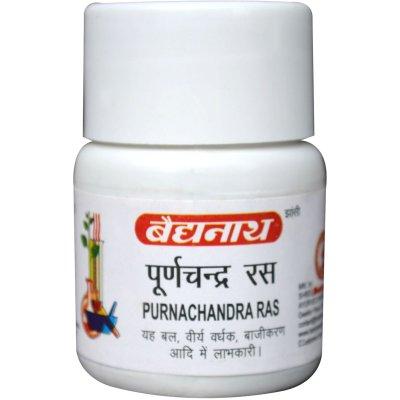 Buy Baidyanath Purn Chandra Ras online United States of America [ USA ]