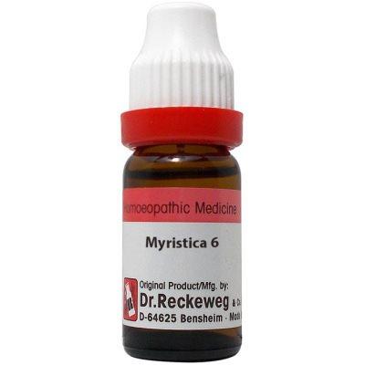 Buy Dr. Reckeweg Myristica Sebifera 6 CH online Switzerland [ CH ]