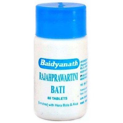 Buy Baidyanath Rajahpravartini Vati online United States of America [ USA ]