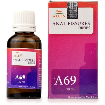 Buy Allen A69 Anal Fissures online United States of America [ USA ]