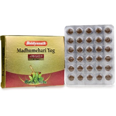 Buy Baidyanath Madhumehari Yog with Gold online Singapore [ SG ]