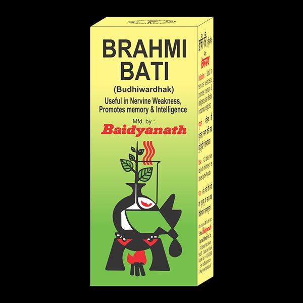 Buy Baidyanath Brahmi Vati ( Buddhi Vardhak ) online Australia [ AU ]