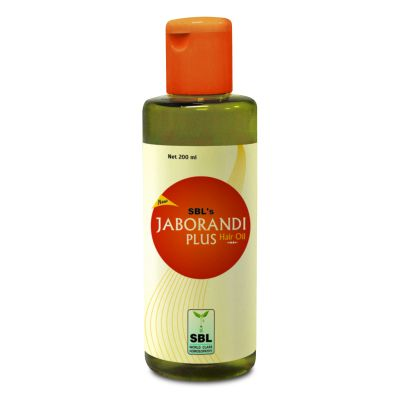 Buy SBL Jaborandi Plus Hair Oil - 200ml online Australia [ AU ]