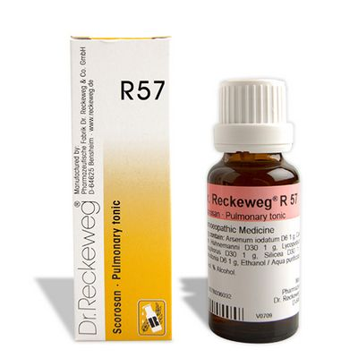 Buy Dr. Reckeweg R57 Pulmonary Tonic online United States of America [ USA ]