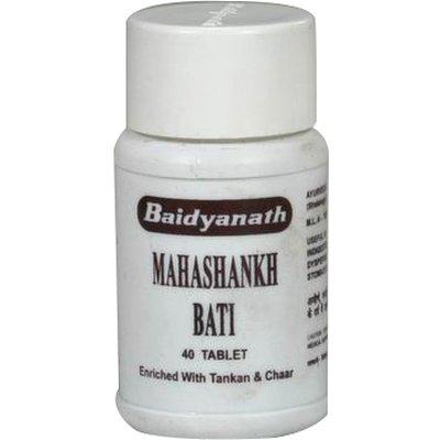Buy Baidyanath Mahashankh Vati online United States of America [ USA ]