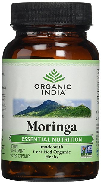 Buy Organic India Moringa Capsules online Singapore [ SG ]