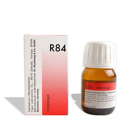 Buy Dr. Reckeweg R84 Inhalent Allergy Drops online United States of America [ USA ]