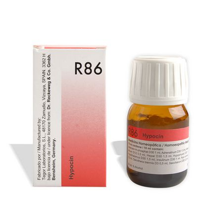 Buy Dr. Reckeweg R86 Low Blood Sugar Drops online Italy [ IT ]