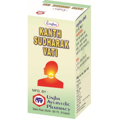 Buy Unjha Kanth Sudharak Vati online Italy [ IT ]