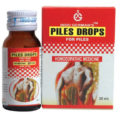 Buy Indo German Piles Care Drops online United States of America [ USA ]