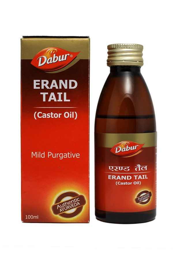 Buy Dabur Erand Tail - Castor Oil online New Zealand [ NZ ]