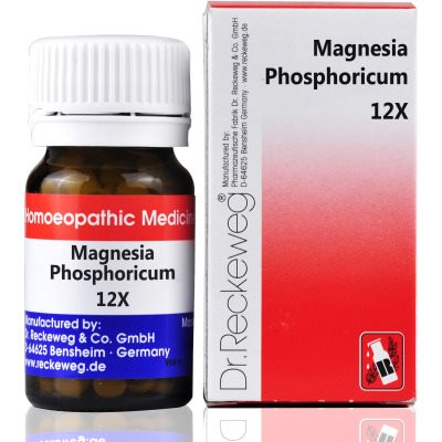 Buy Dr. Reckeweg Magnesia Phosphoricum 12X online United States of America [ USA ]