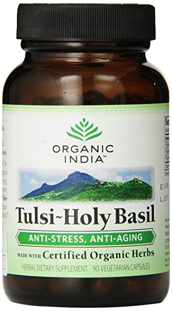 Buy Organic India Tulsi Capsules online United States of America [ USA ]