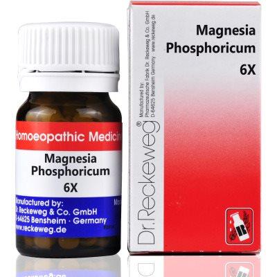 Buy Dr. Reckeweg Magnesia Phosphoricum 6X online Nederland [ NL ]