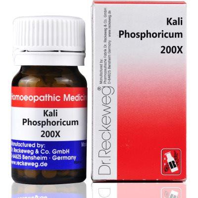 Buy Dr. Reckeweg Kali Phosphoricum 200X online United States of America [ USA ]
