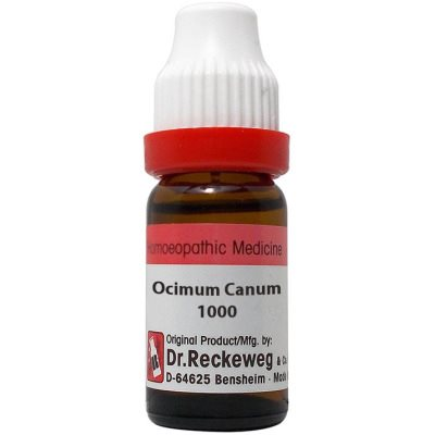 Buy Dr. Reckeweg Ocimum Canum 1000 CH online United States of America [ USA ]