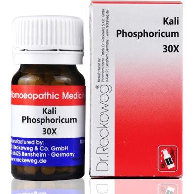 Buy Dr. Reckeweg Kali Phosphoricum 30X online Australia [ AU ]