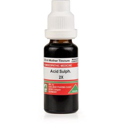 Buy Dr. Reckeweg Acid Sulphuricum 2X online Australia [ AU ]