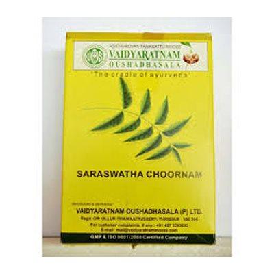 Buy Vaidyaratnam Oushadhasala Saraswatha Choornam online Malasiya [ MY ]