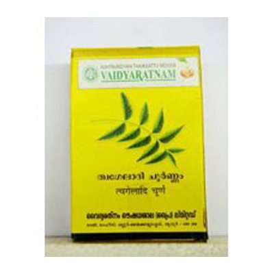 Buy Vaidyaratnam Oushadhasala Thwageladi Choornam online Malasiya [ MY ]