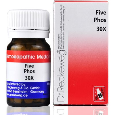 Buy Dr. Reckeweg Five Phos 30X online Australia [ AU ]