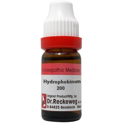 Buy Dr. Reckeweg Hydrophobinum 200 CH online Switzerland [ CH ]