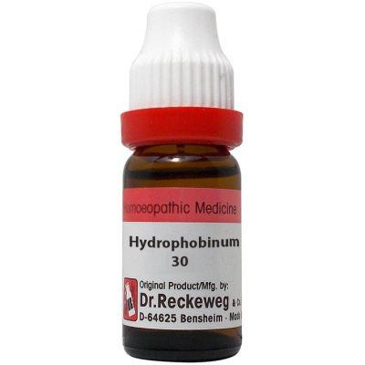 Buy Dr. Reckeweg Hydrophobinum 30 CH online United States of America [ USA ]