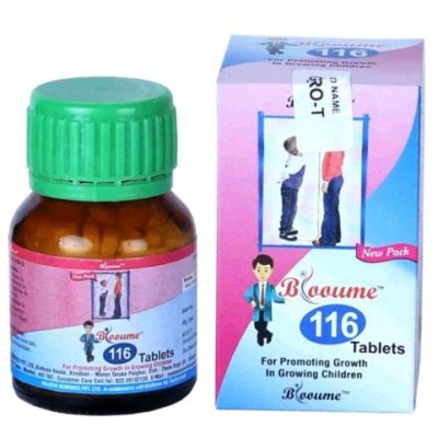 Buy Bioforce Blooume 16 ( Grow T ) Drops online Australia [ AU ]