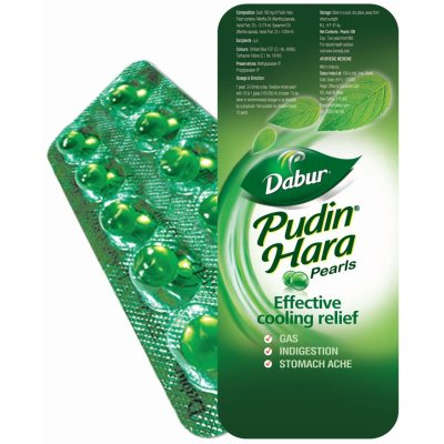 Buy Pudin Hara Digestive Pearls Capsules online Australia [ AU ]