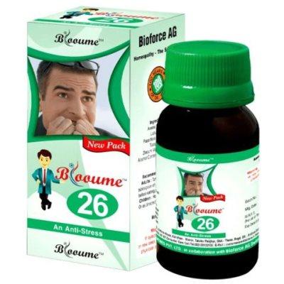 Buy Bioforce Blooume 26 ( Nervosan ) Drops online United States of America [ USA ]