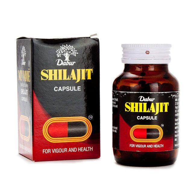 Buy Dabur Shilajit - 100 Capsules online Malasiya [ MY ]