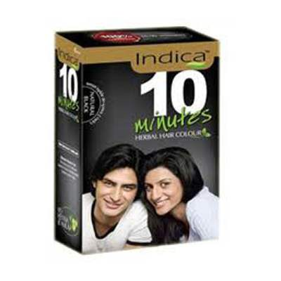 Buy Indica 10 minutes Herbal Hair Colour online Australia [ AU ]