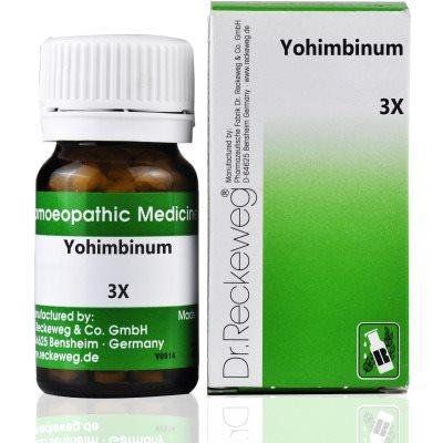 Buy Dr. Reckeweg Yohimbinum 3X online Australia [ AU ]