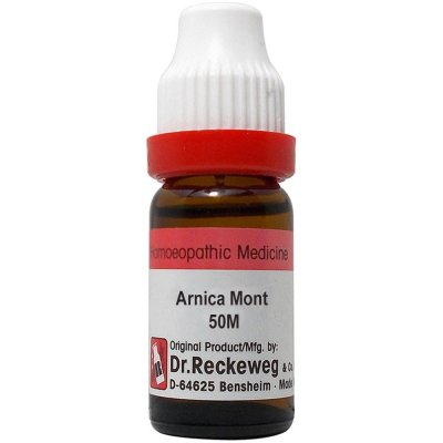Buy Dr. Reckeweg Arnica Montana 50M CH online United States of America [ USA ]