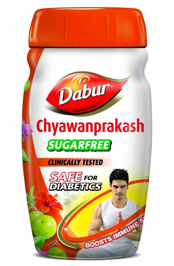 Buy Dabur Chyawanprakash Sugar Free - 500 g online Nederland [ NL ]