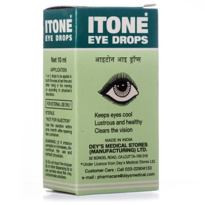 Buy Deys Itone Eye Drops online United States of America [ USA ]