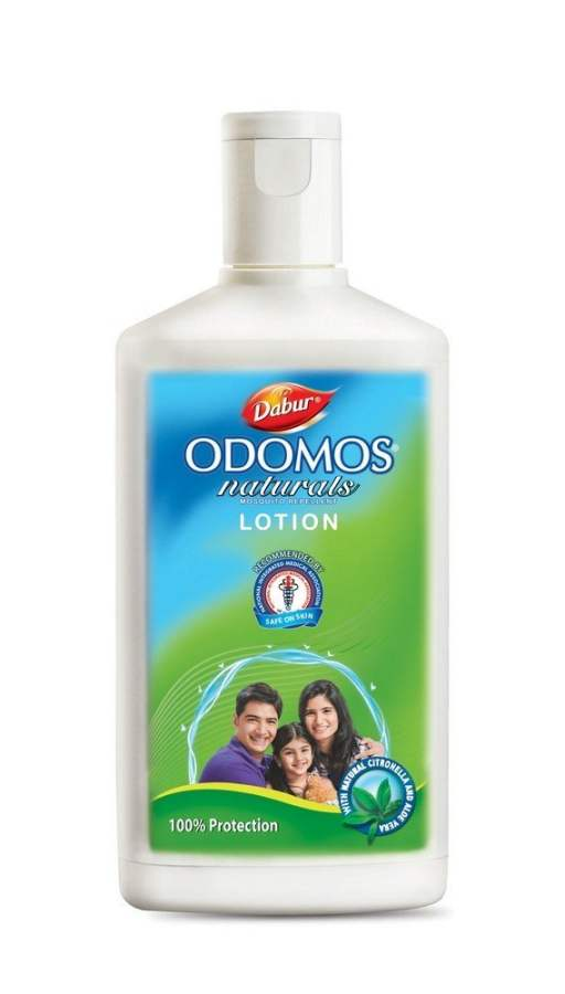 Buy Dabur Odomos Naturals Mosquito Repellent Lotion online United States of America [ USA ]